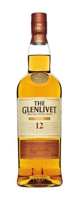 Glenlivet First Fill 12 year 750ml