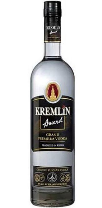 Kremlin Grand Premium Award Vodka 750ml