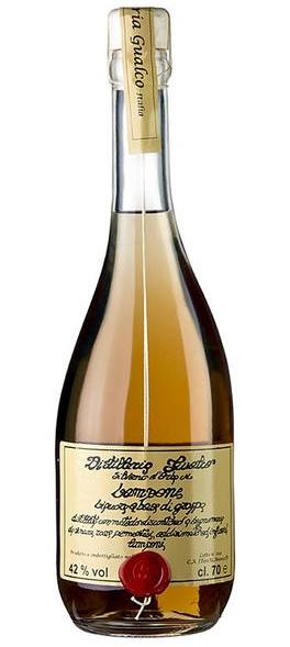 Distilleria Gualco Sauvitas Grappa 750ml