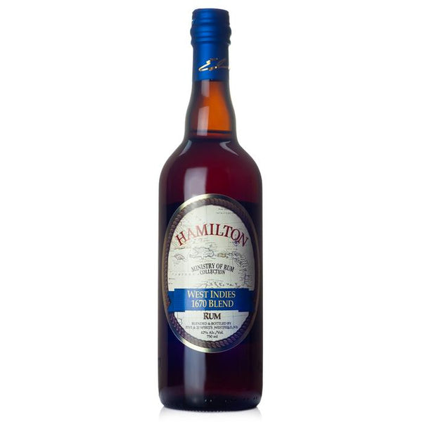 Hamilton West Indies Blend Rum 750ml