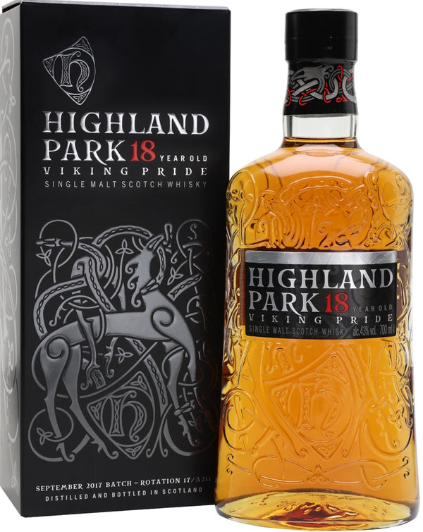Highland Park 18 Year Old 750ml