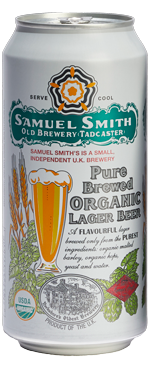 Samuel Smith Organic Lager 440ml Can