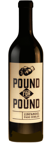 McPrice Myers Pound for Pound Zinfandel 2018 750ml