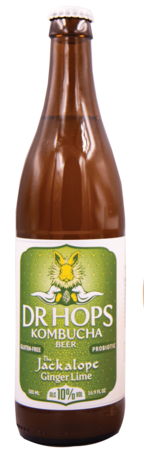 Dr. Hops Jackalope Ginger Lime 500ml Btl