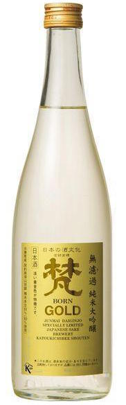 Born Junmai Daiginjo Gold 720ml
