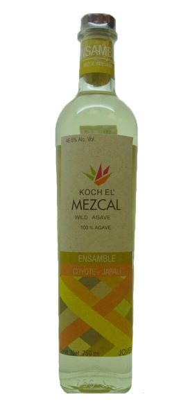 Koch El Ensamble Jabali Coyote Mezcal 750ml
