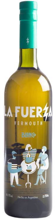La Fuerza Vermouth Blanco 750ml
