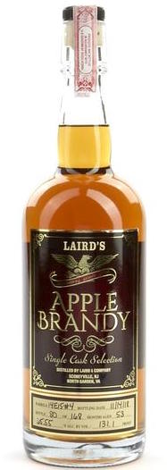 Laird's Apple Brandy Single Cask 750ml