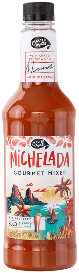 Master Of Mixes Michelada Mix 1L