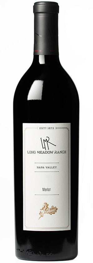 Long Meadow Ranch Napa Merlot 2014 750ml