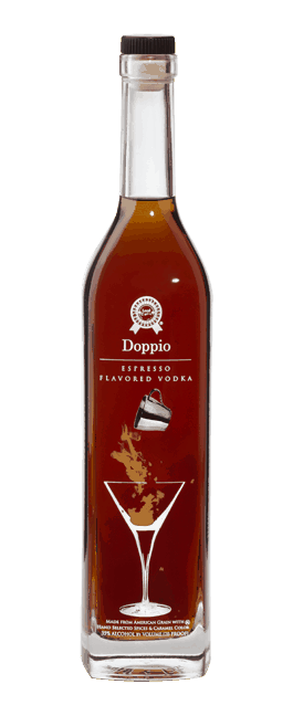 Local Choice Double Espresso Vodka 750ml