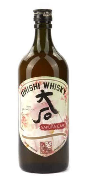 Ohishi Whisky Sakura Cask 750ml