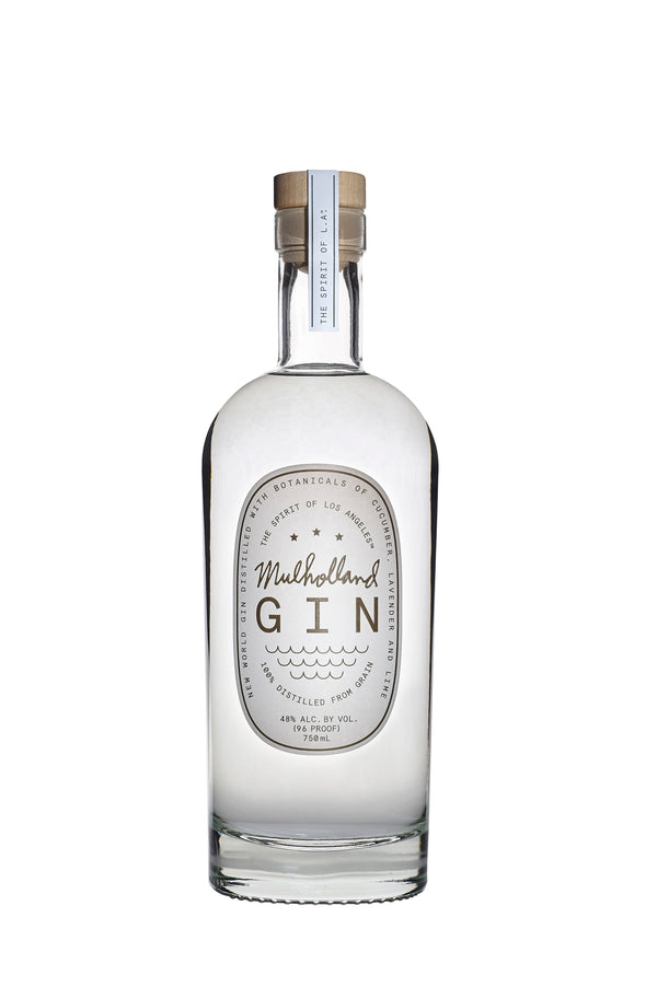 Mulholland New World Gin 750ml