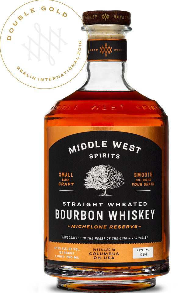 Middle West Michelone Reserve Wheated Bourbon 750ml
