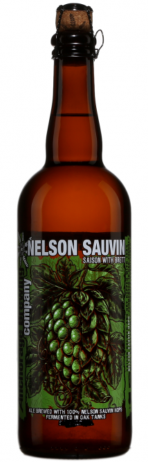 Anchorage Nelson Sauvin Brett Saison 750ml