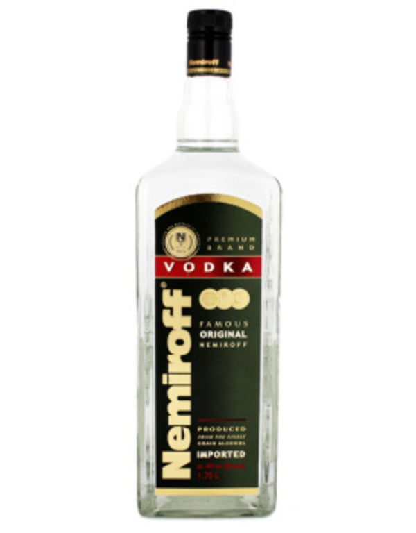 Nemiroff Original Vodka 1.75L