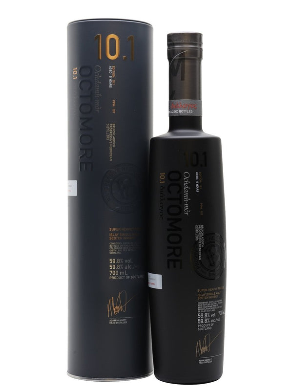 Bruichladdich Octomore 10.1 750ml