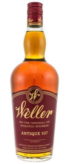 W.L. Weller Antique 107 Proof 750ml