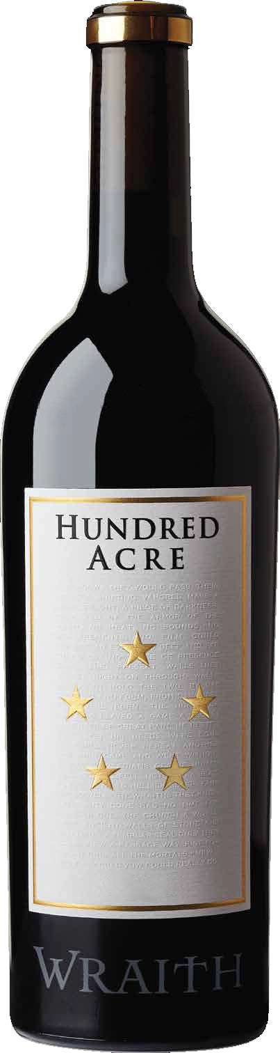 Hundred Acre Wraith Vineyard Cabernet Sauvignon 2015 750ml