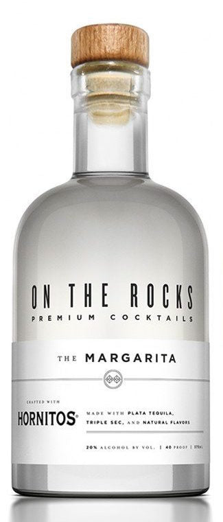 On The Rocks Hornitos The Margarita 375ml