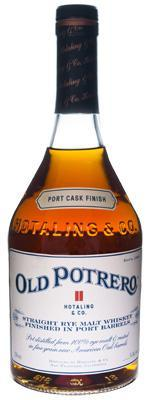 Old Potrero Port Barrel Cask Finish 750ml