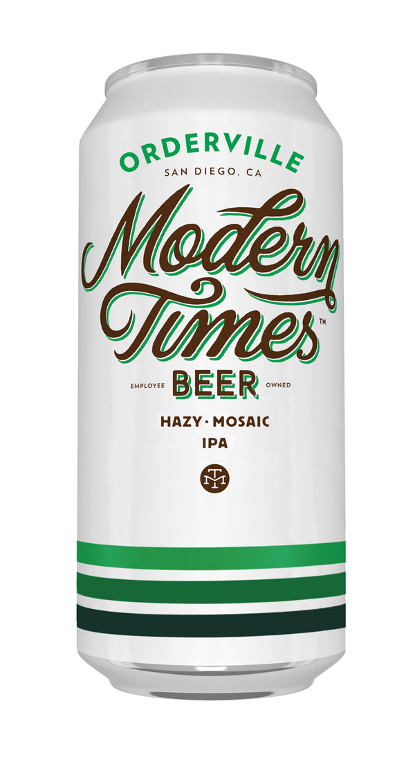 Modern Times Orderville Hazy IPA 19.2oz Can