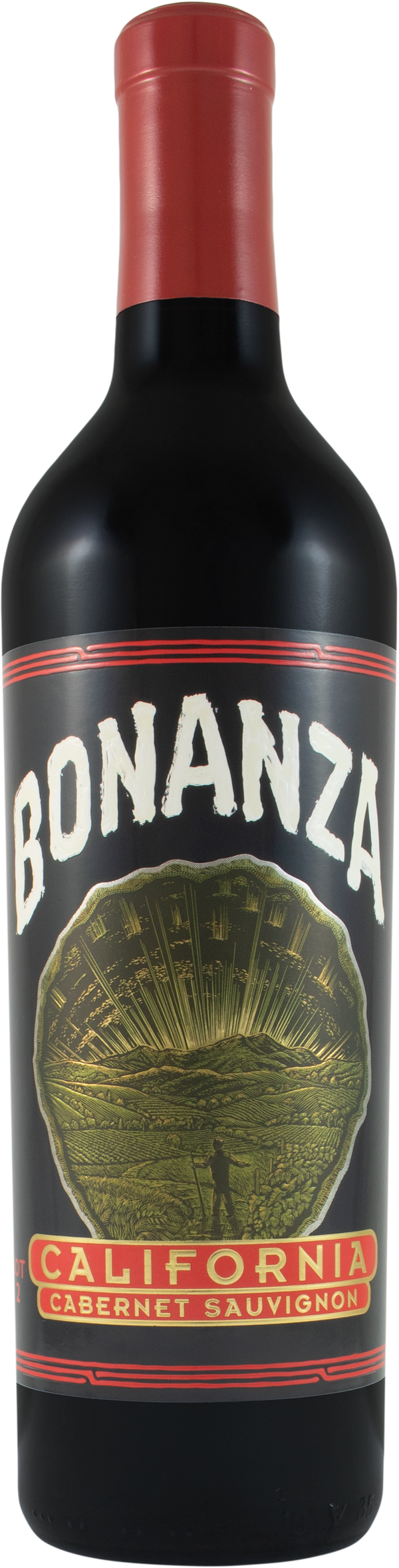 Bonanza California Cabernet Sauvigon Lot 3 750ml