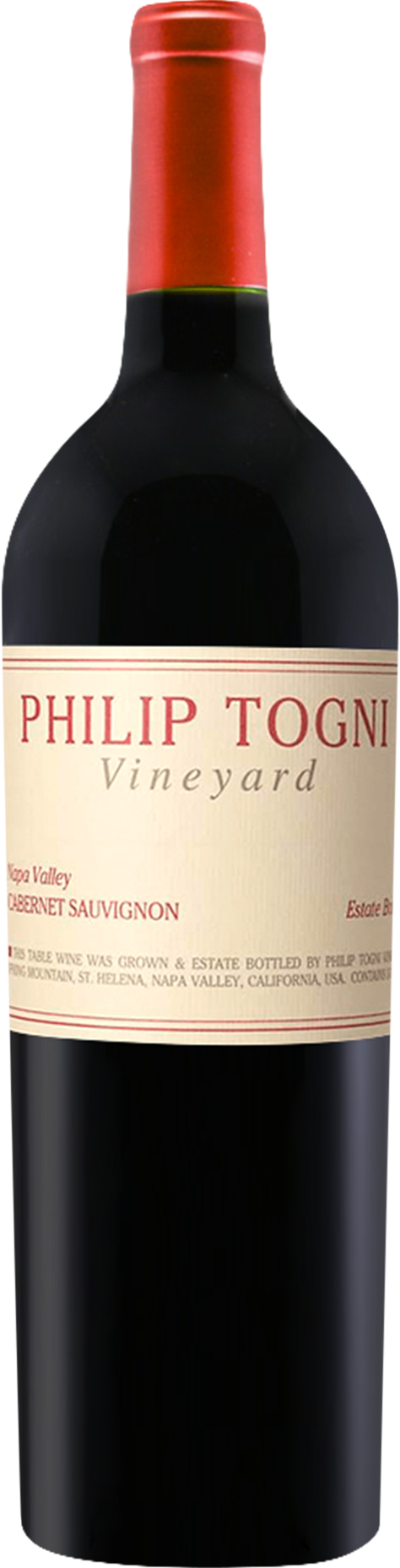 Philip Togni Estate Cabernet Sauvignon Napa 2016 750ml