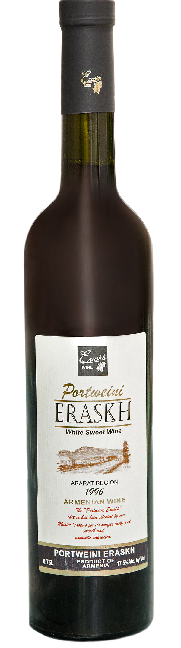 Portweini Eraskh Sweet White Wine