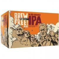 21st Amendment Brew Free or Die Blood Orange 6pk Cans