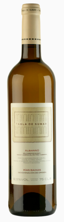 Tabla de Sumar Albarino 2019 750ml