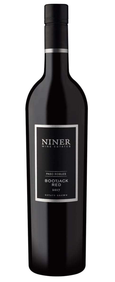 Niner Bootjack Red Blend Paso Robles 2017 750ml
