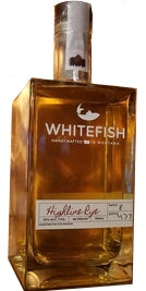 Whitefish Handcrafted Highline Rye 750ml
