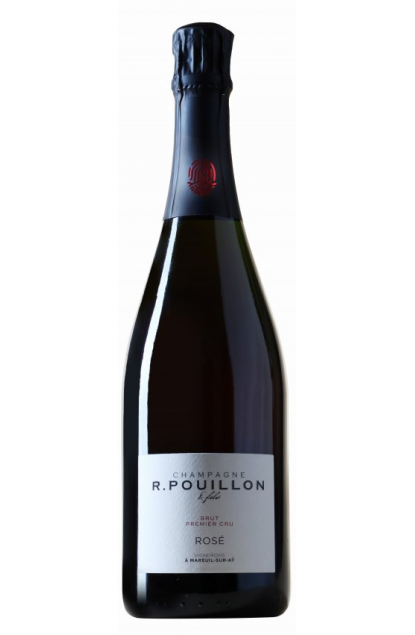 R. Pouillon Rose De Maceration 1er Brut