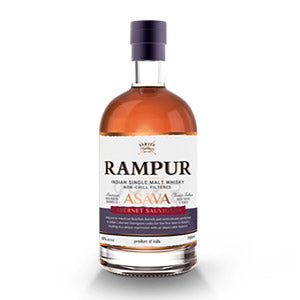 Rampur Asava Indian Single Malt Whisky 750ml