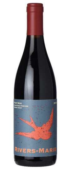 Rivers-Marie Silver Eagle Pinot Noir 2018 750ml