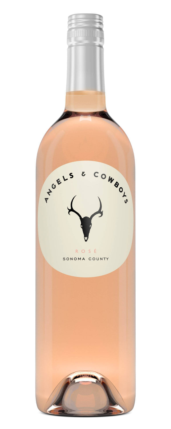 Angels & Cowboys Rose Sonoma 2019 750ml