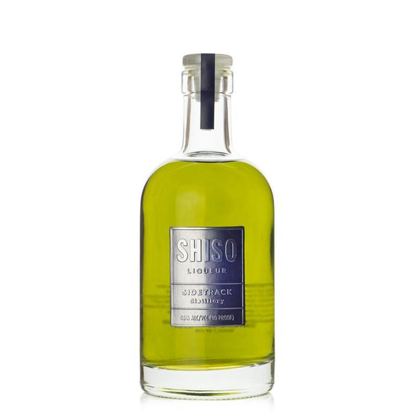 Sidetrack Shiso Liqueur 375ml