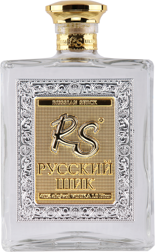 RS Russian Shick Premium Vodka 1L