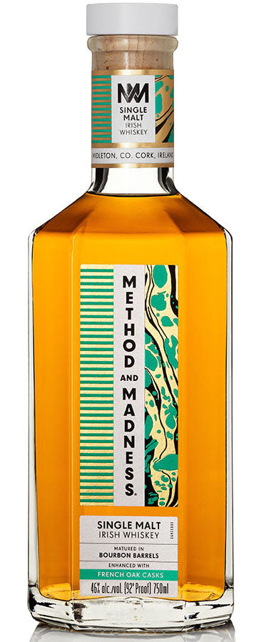 Method & Maddness Single Malt Whiskey 750ml