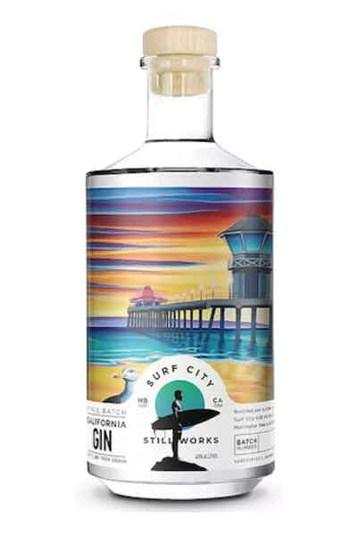 Surf City California Gin 750ml