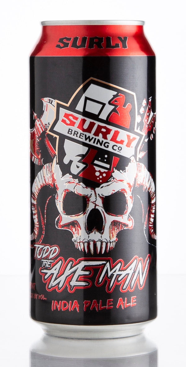 Surly Todd the Axe Man IPA 16oz Can