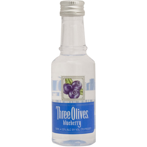 Three Olives Blueberry 50ml