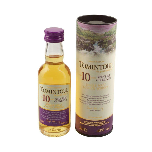 Tomintoul 10 Yrs 50ml