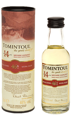 Tomintoul 14 Yrs 50ml
