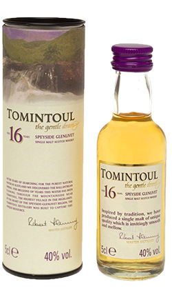 Tomintoul 16 Yrs 50ml