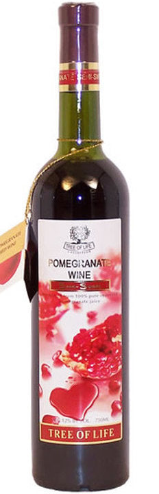Discover Semi-Sweet Pomegranate 750ml