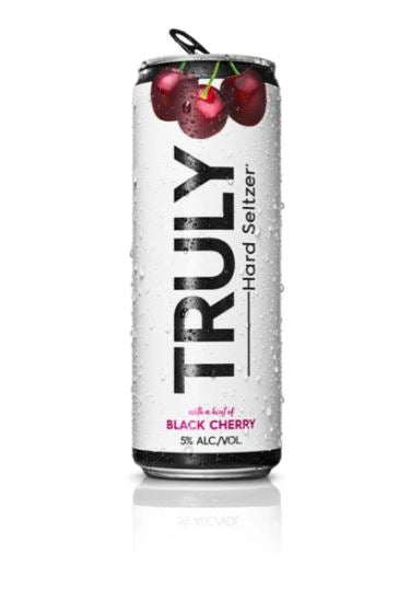 Truly Black Cherry 6pk Cans