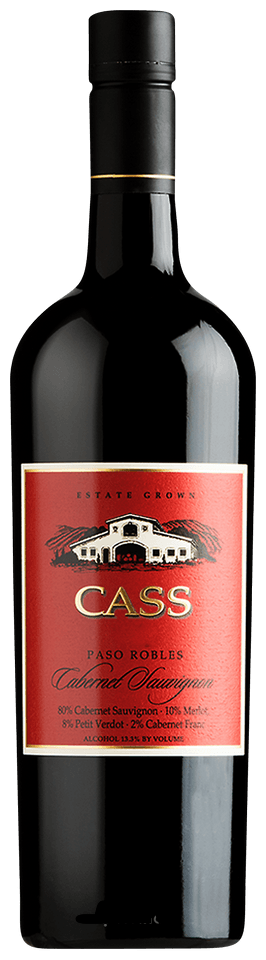 Cass Estate Grown C-A-B Cabernet Sauvignon 2016 750ml