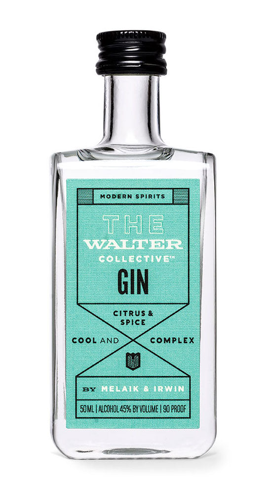 The Walter Collective Gin 50ml